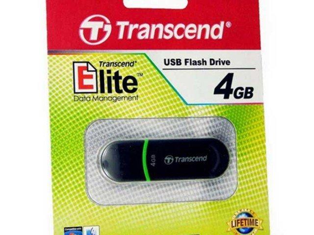 فلش مموری Transcend JetFlash 300 4GB