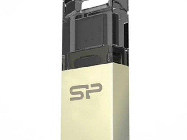فلش مموری Silicon Power X10 Mobile OTG 32GB
