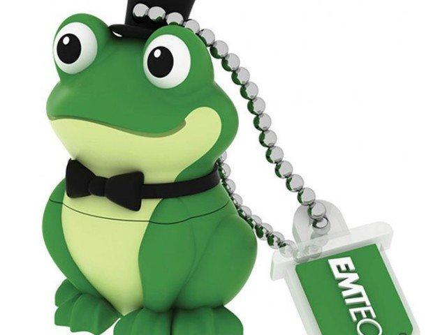 فلش مموری Kodak Crooner Frog M339 USB Flash Memory 8GB
