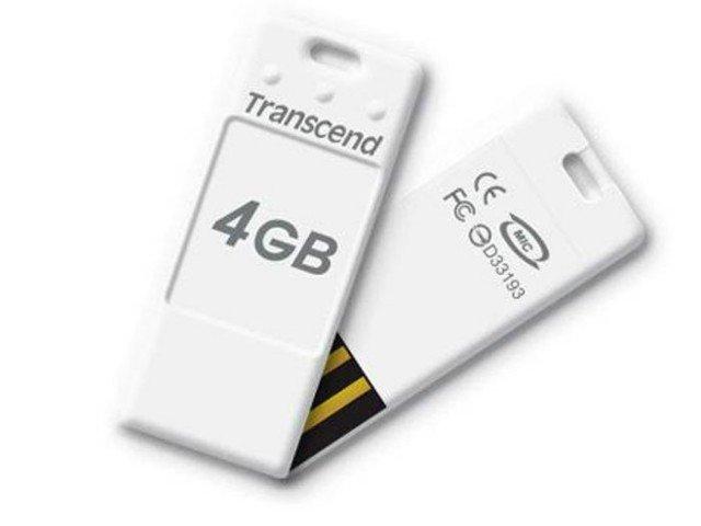 فلش مموری Transcend JetFlash T3 4GB