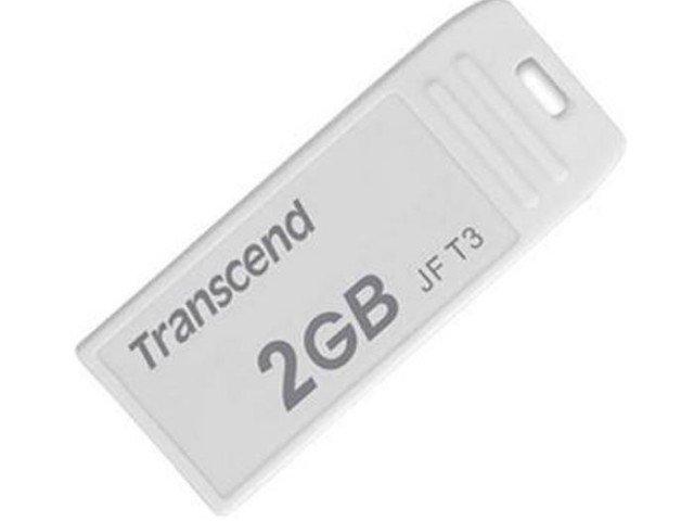 فلش مموری Transcend JetFlash T3 2GB