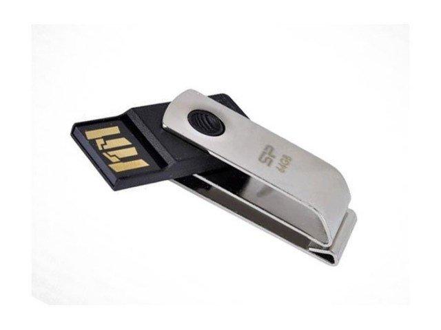 فلش مموری Silicon Power Touch T825 64GB