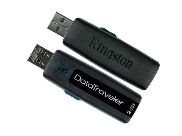 فلش مموری Kingston Data Traveler 100 2GB