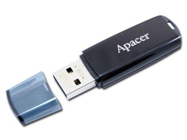 فلش مموری Apacer AH322 16GB