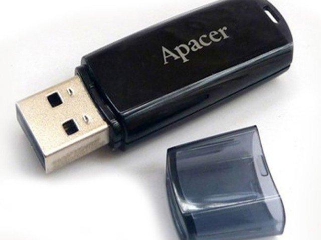 فلش مموری Apacer AH322 8GB