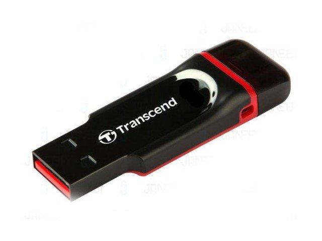 فلش مموری  Transcend JetFlash 340 USB 2.0 OTG 32GB