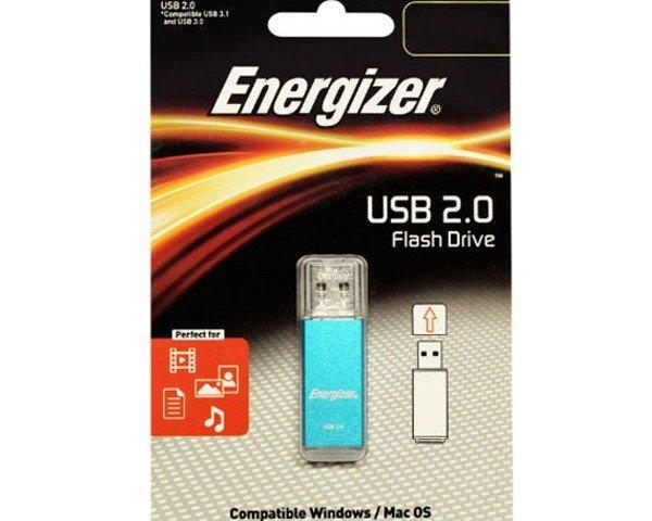 فلش مموری Energizer Metal 16GB