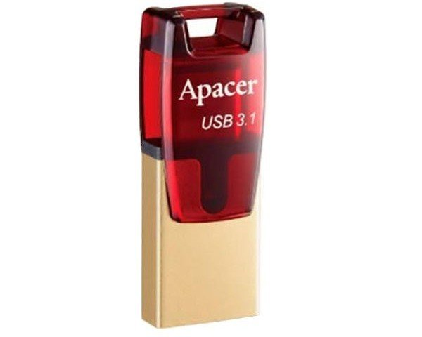 فلش مموری Apacer AH180 USB Type-C 32GB