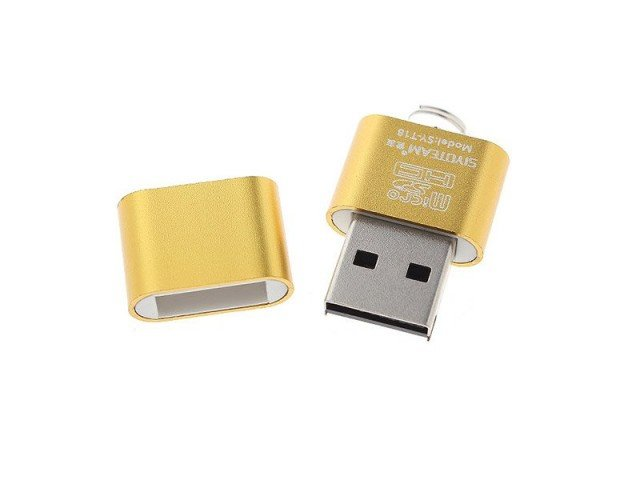 دستگاه کارت خوان Siyoteam Memory Card Reader/Writer SY-T18