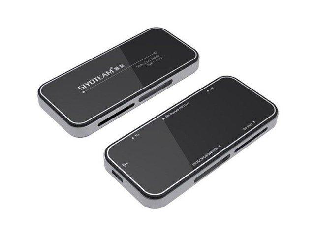 دستگاه کارت خوان Siyoteam Memory Card Reader/Writer USB All in One SY-631