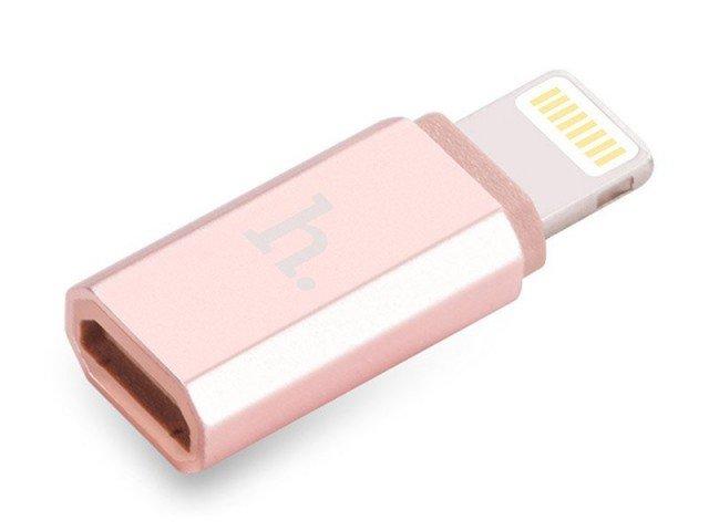 تبدیل میکرو یو اس بی به لایتنینگ هوکو Hoco Micro USB To Lightning