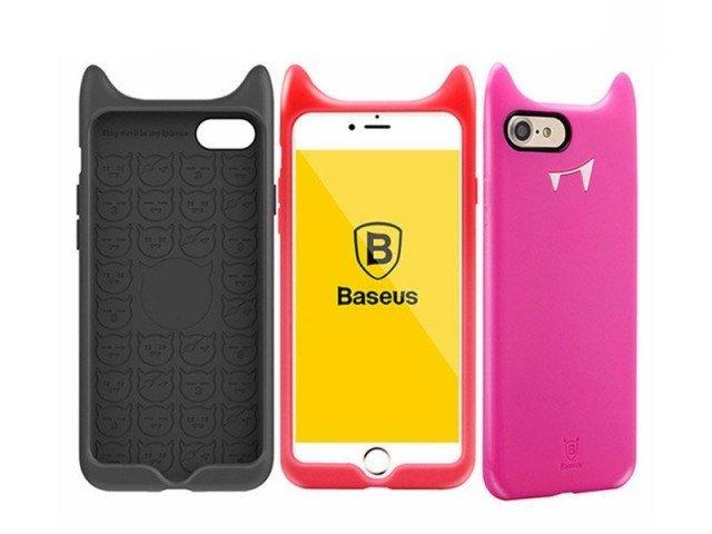 قاب ژله ای بیسوس Baseus Devil Baby Case Apple iphone 7