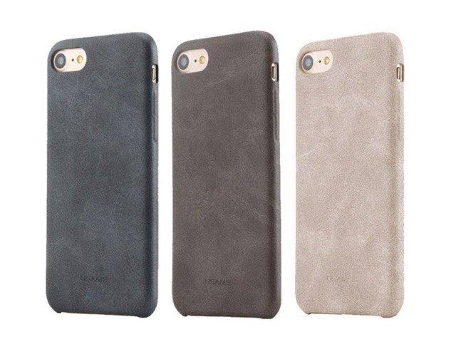 قاب محافظ چرمی Usams Protective Shell PU leather For Apple iPhone 7