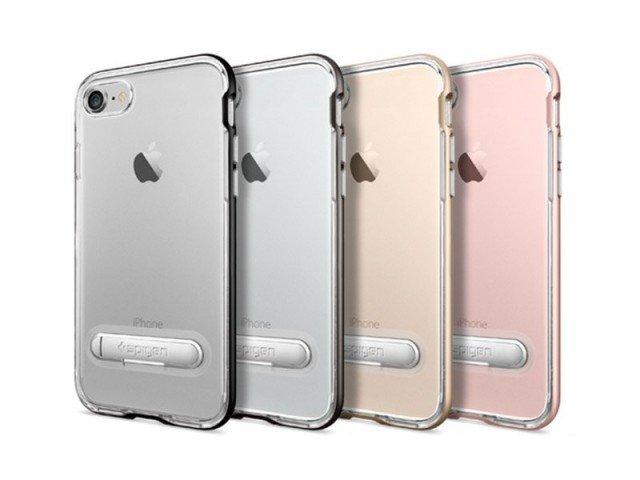 قاب محافظ اسپیگن Spigen Crystal Hybrid Case For Apple iPhone 7