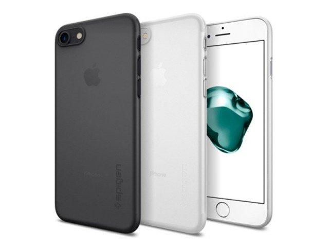 محافظ ژله ای اسپیگن Spigen AirSkin Case For Apple iPhone 7