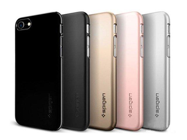 قاب محافظ اسپیگن Spigen Thin Fit For Apple iPhone 7