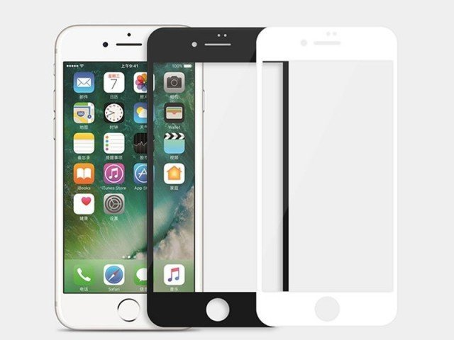 محافظ صفحه نمایش شیشه ای نیلکینNillkin 3D AP+ Pro Glass Screen Protector Apple iphone 7