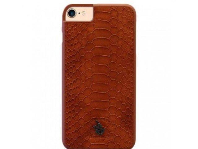 قاب محافظ چرمی پولو Santa Barbara Polo & Racquet Knight Case For iPhone 7