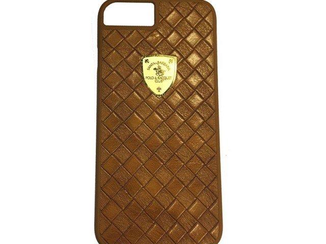 قاب محافظ چرمی پولو Santa Barbara Polo & Racquet Fyrste Case For iPhone 7