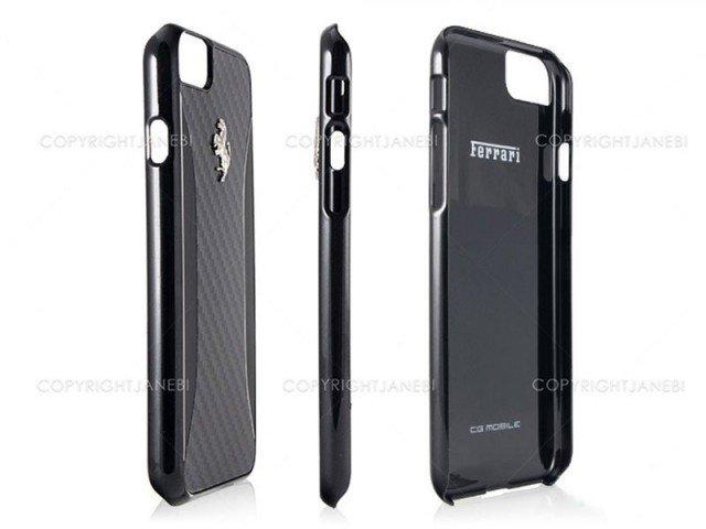 قاب محافظ CG Mobile Ferrari Carbon Fiber Case For Apple iPhone 7