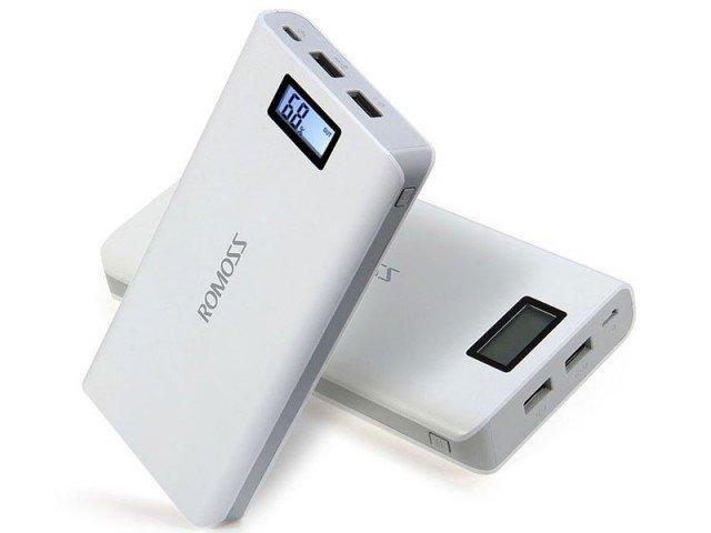 پاور بانک روموس Romoss Sense 6 Plus PH80 20000mAh Power Bank