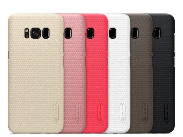 قاب محافظ نیلکین Nillkin Super Frosted Shield For Samsung Galaxy S8