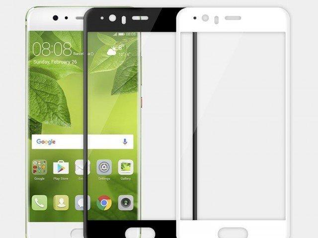 محافظ صفحه نمایش شیشه ای نیلکین Nillkin 3D AP+Pro Glass Screen Protector For Huawei P10