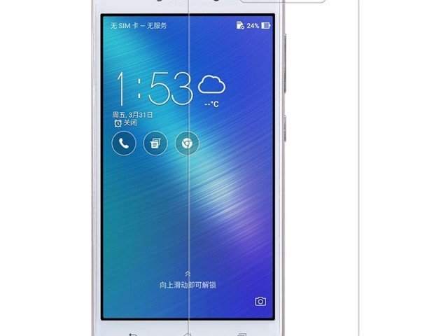 محافظ صفحه نمایش مات نیلکین Niilkin Matte Screen Protector For Asus Zenfone Live ZB501KL