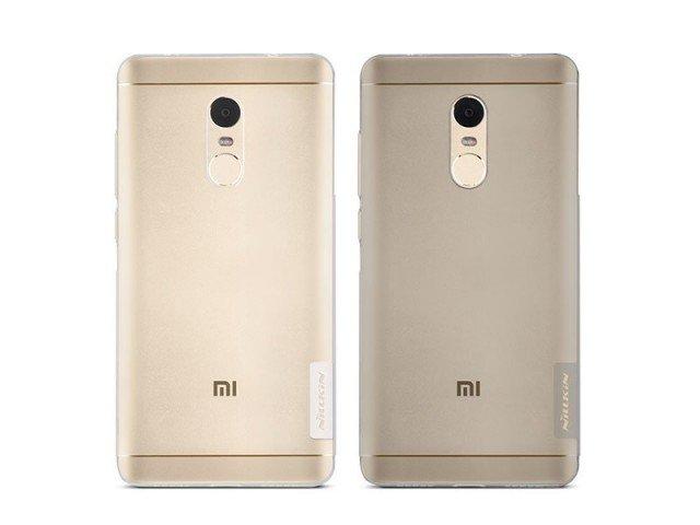 قاب محافظ ژله ای نیلکین Nillkin Nature TPU Case For Xiaomi RedMi Note 4X
