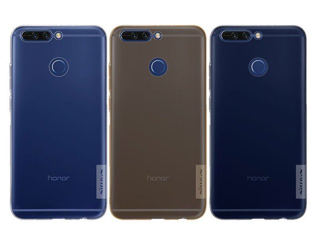 قاب محافظ ژله ای نیلکین Nillkin Nature TPU Case For Huawei Honor V9