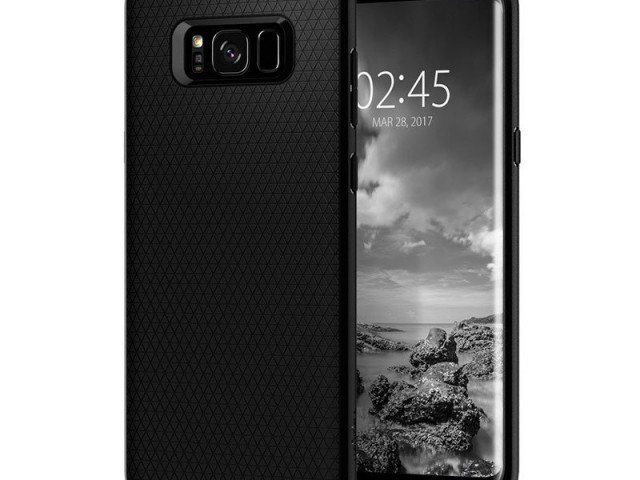 قاب محافظ اسپیگن Spigen Liquid Air Armor Case For Galaxy S8