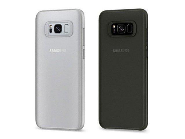 قاب محافظ اسپیگن Spigen Air Skin Case For Samsung Galaxy S8 Plus