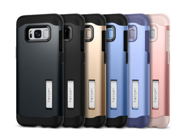 قاب محافظ اسپیگن Spigen Slim Armor Case For Samsung Galaxy S8 Plus
