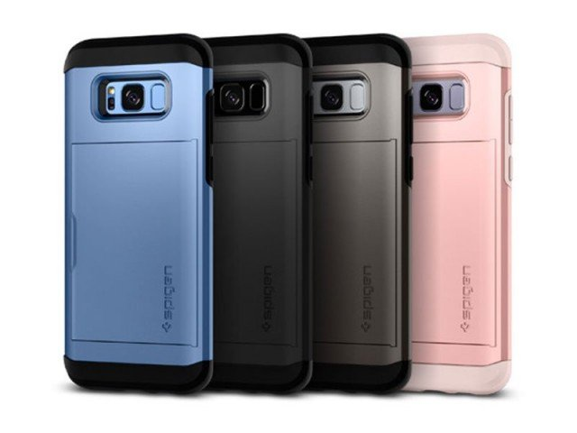 قاب محافظ اسپیگن Spigen Slim Armor CS Case For Samsung Galaxy S8 Plus