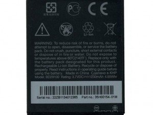 HTC HD7 original battery