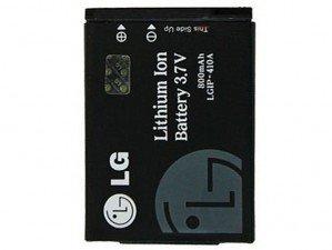 LG KF510 original battery
