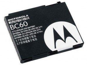 باتری گوشی موتورولا Motorola SLVR L7