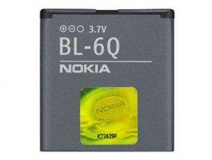 باتری گوشی نوکیا مدل BL-6Q