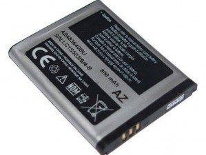 باتری گوشی سامسونگ مدل AB483640BU