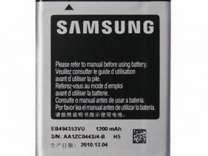 Samsung EB-494353VU original battery