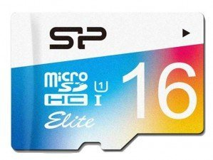کارت حافظه Silicon Power Color Elite UHS-I U1 Class 10 microSDHC 16GB