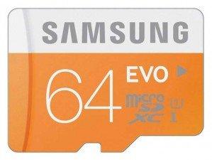 کارت حافظه Samsung UHS-I U1 Class 10 microSDXC - 64GB