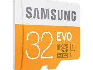 کارت حافظه Samsung Class 10 32GB