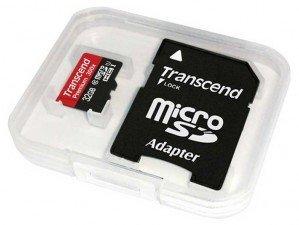 Transcend Class 10 Premium 300X 32GB