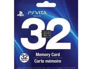 PlayStation PS Vita Memory Card 32GB