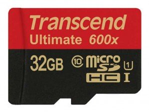 Transcend Class 10 Ultimate 600X 32GB