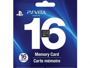PlayStation PS Vita Memory Card 16GB