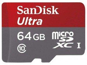 SanDisk Class 10 320X 64GB