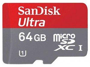 کارت حافظه SanDisk Class 10 64GB
