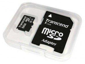 Transcend Class 10 64GB